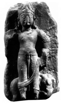 Indra, 4-5th c. AD (Mathura, India)