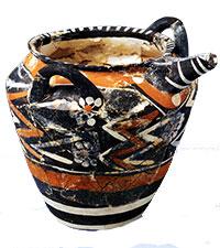 Kamares ware (Crete, ca. 2000 BC)