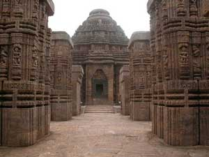 Konarak Temple, India (1200s AD)
