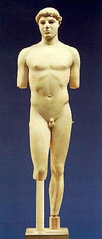 Kritias Boy (ca. 480 BC)