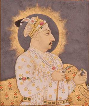 Muhammed Shah, Mughal emperor 1702-1748