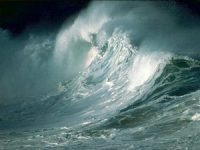 Poseidon is the god of the ocean