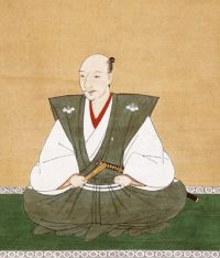 Oda Nobunaga (1500s, painted by Kanō Motohide)