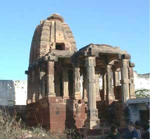 Osian Sun temple, 700s AD