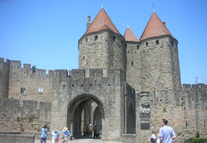 Carcassonne (1060s to 1240s AD)
