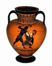 Achilles and Penthesileia