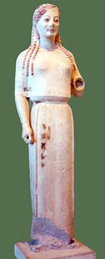 Peplos Kore (Athens)