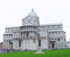 Cathedral of Pisa (the Duomo)