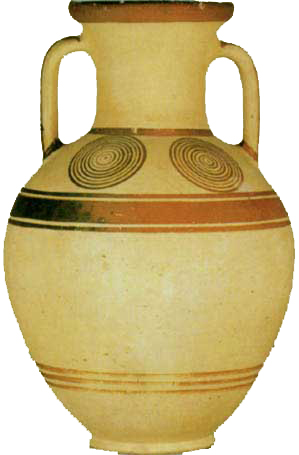 Proto-Geometric jar
