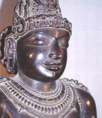Rajaraja Chola, king from 985 - 1012 AD