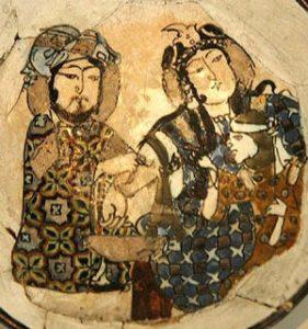 Bloodletting (Seljuk period, Iran, ca.1250 AD)