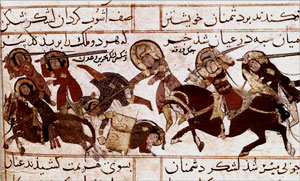 The Seljuks defeat the Persians (1040 AD)