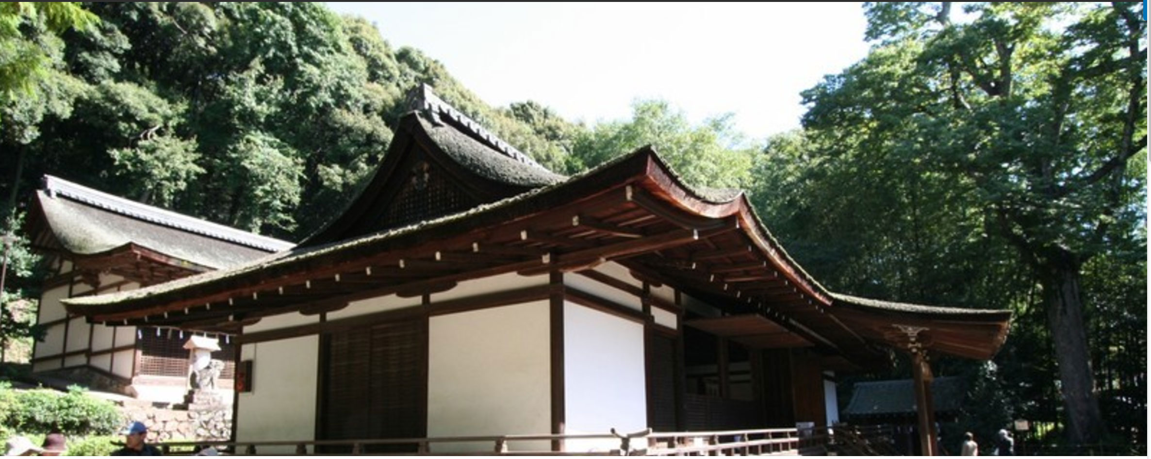 Ujigami Shinto Shrine (Japan, 1300s AD)
