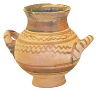 Sub-Mycenaean octopus jar