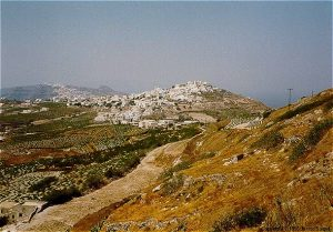 Gaia: a picture of the ground in Greece