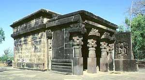 Tigawa temple, 350 AD