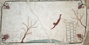 Tomb of the Diver (ca. 500 BC)