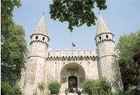 Topkapi Palace, Istanbul (Turkey, 1400s AD)
