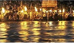 Torchlight parade (this one is actually in India)