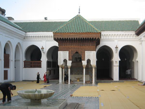 University of Fez, Morocco (1130s AD)