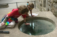 Carcassonne's well