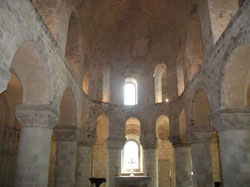 Chapel inside the White Tower