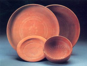 African Red Slip plates and bowls