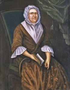 Joseph Badger - Faith Savage Waldo, 1750