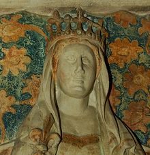 Margaret, who ruled southern Italy as regent for her children