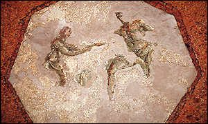 This one shows Odysseus killing the Cyclops Polyphemus