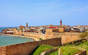 Acre's fortifications