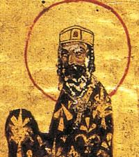 Alexios I Comneni, the Byzantine emperor