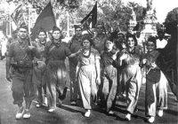 Anarchist militia (Barcelona, 1936)