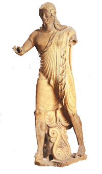 Apollo of Veii (ca. 520 BC)
