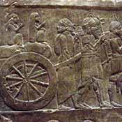 Assyrian prisoners