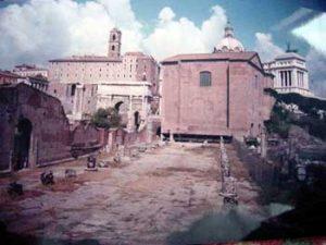 Basilica Aemilia, Rome