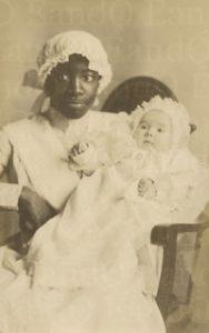 Nannying ca. 1900