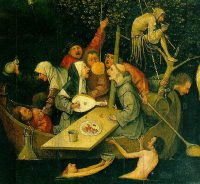 (Bosch, the Ship of Fools)