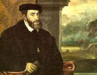 Charles V, painted by Titian