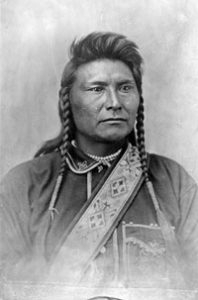 Chief Joseph, about 1880 AD