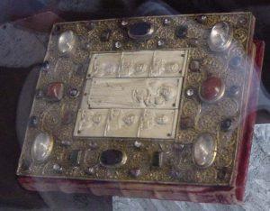 Medieval Book (Cluny Museum, Paris)