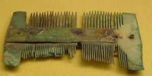 Roman hair combs and hairsticks