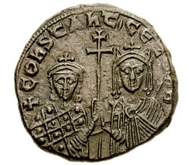 Constantine VIII and Zoe