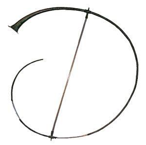 Roman military horn
