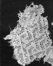 Pueblo cotton cloth (before 1500 AD)