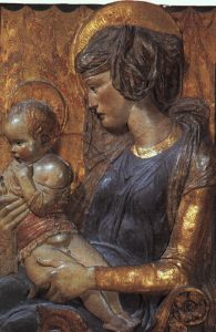 Madonna and child (Donatello)