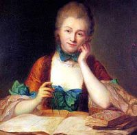 Emilie du Chatelet, a French philosopher in the 1600s