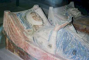 Eleanor's tomb