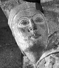Eleanor of Aquitaine (Cloisters Museum, New York City)