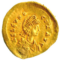 The empress Eudocia